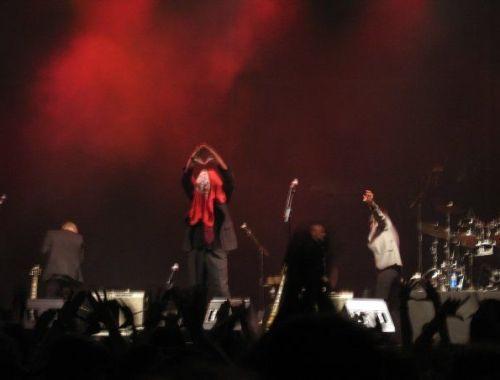 Crónica del concierto de Siniestro Total en Toledo 2009