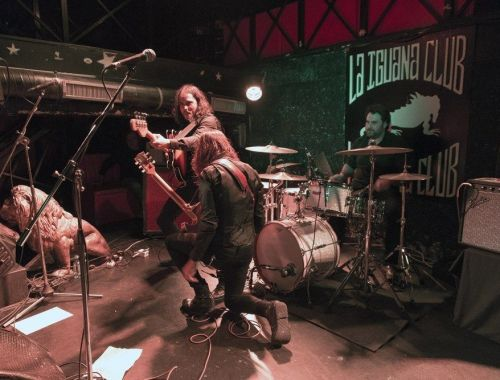 "The Benturas presentan ""Monta & Roll"" en las entrevistas chambergas"