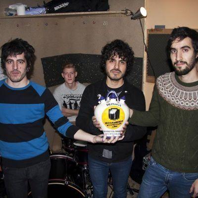 Banda de punk que editó Centro Dramático Nacional y Sentido del Espectáculo