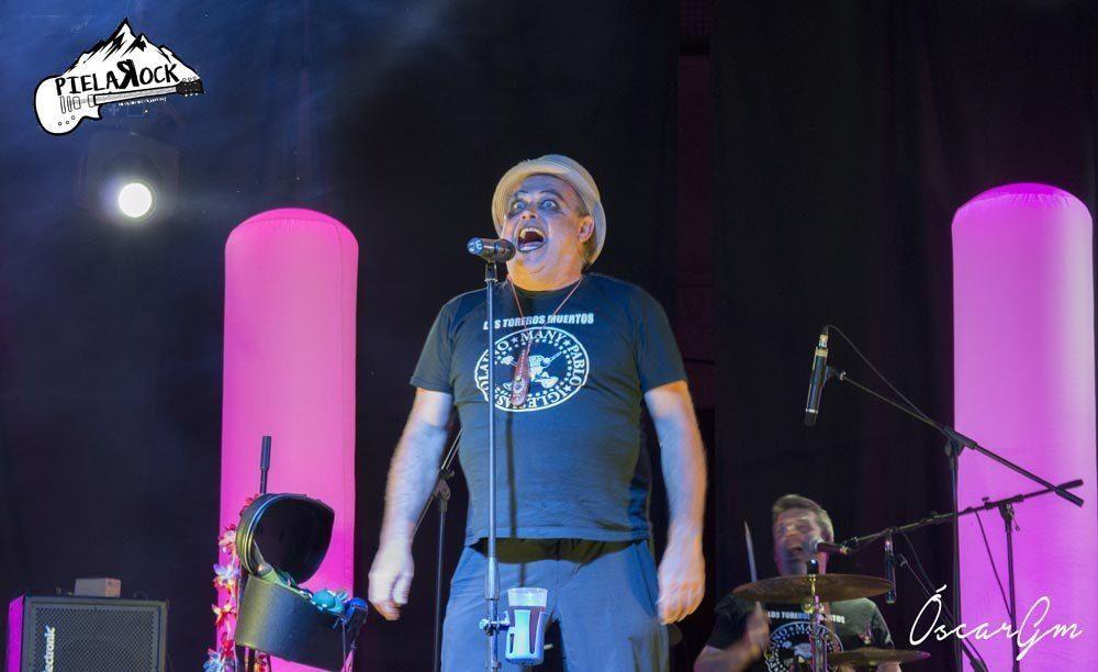 Pablo Crabonell y Los Toreros Muertos en el PielaRock de El Real de San Vicente