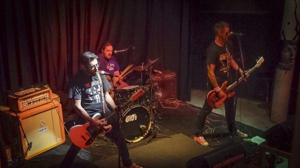 La banda de punk rock de Toledo The GTO's presentan ¡Ya están aquí!