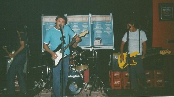 Aeroflot banda de noise pop de Talavera de la Reina