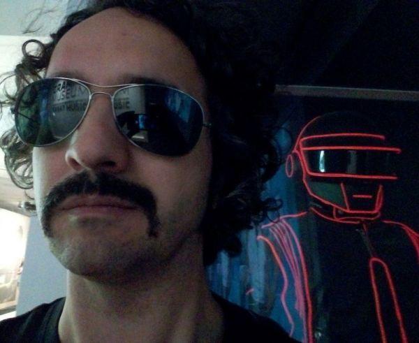 Guy-Manuel de Homem-Christo y Thomas Bangalter forman el dúo francés más importante de música electrónica