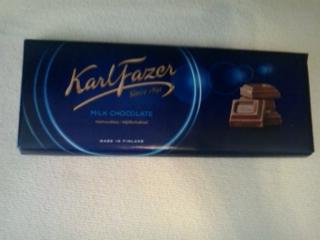 Fazer, el delicioso chocolate finlandés