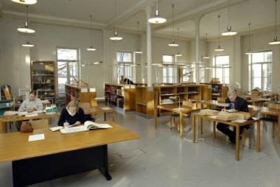 Las bibliotecas, el gran pasatiempo finlandés
