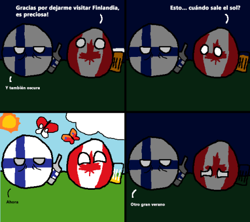 Finlandball Verano