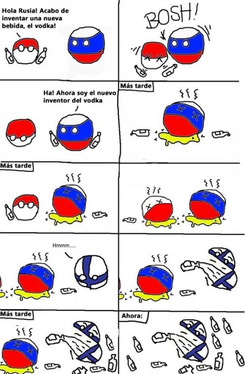 Finlandball Vodka