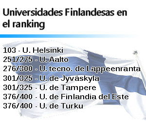 Ranking Universidades Finlandia