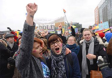 Aprobado el matrimonio homosexual en Finlandia