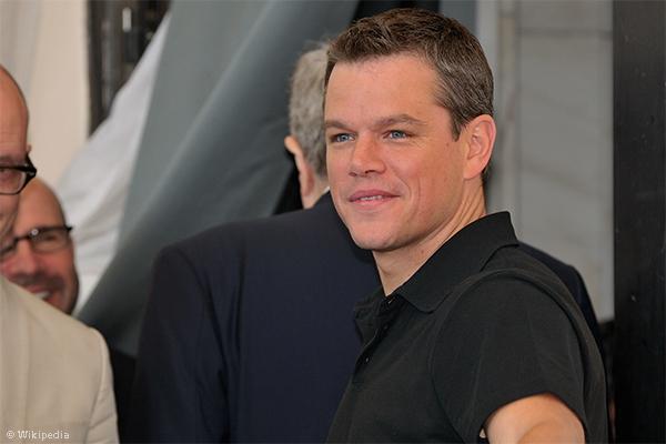 Matt Damon Finlandia