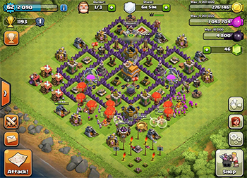 Clash of Clans Finlandia
