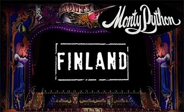 Finland, Monty Python