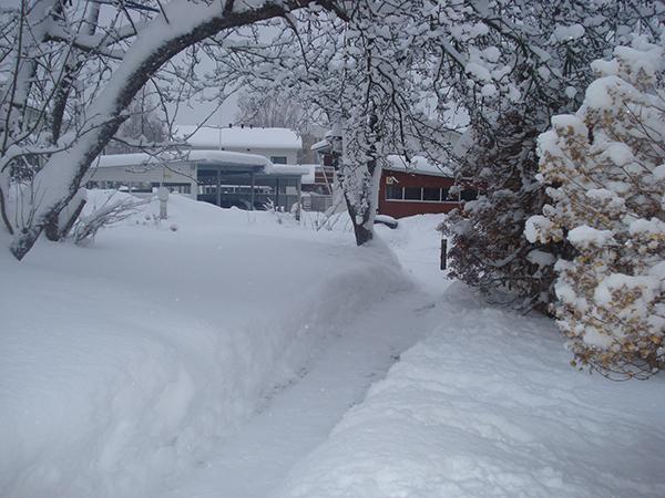 Navidad de 2012 en Finlandia