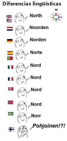 Meme del finlandés