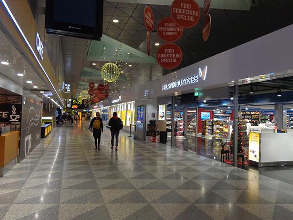 El aeropuerto de Helsinki-Vantaa, en profundidad