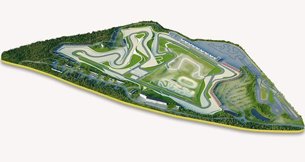 Circuito Kymi Ring, Finlandia