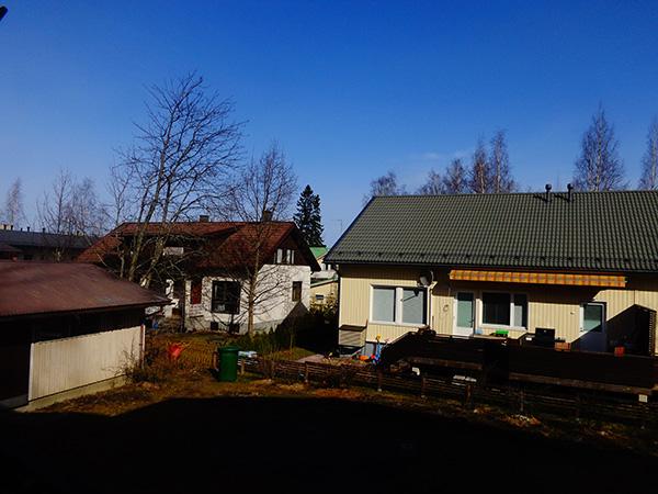 Finlandia sin nieve