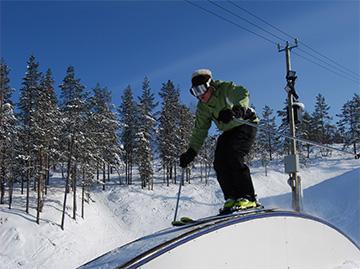 Esquiar Finlandia