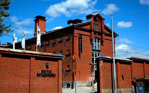 Hotel Katajanokka Helsinki