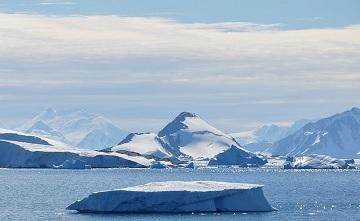 Monte Suomi Antártida