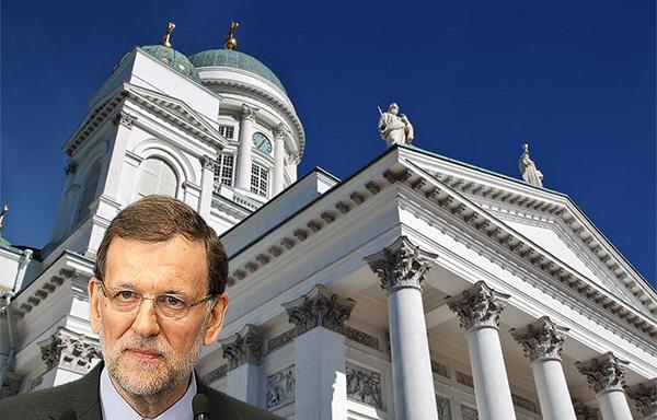 Mariano Rajoy Helsinki
