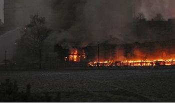 Los incendios en Finlandia, los peligros de las poblaciones