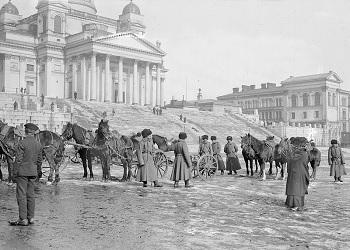 Historia Helsinki