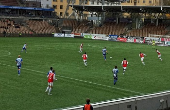 HJK estadio