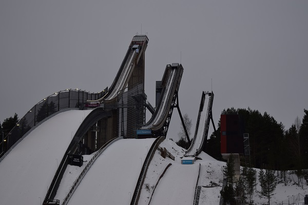 Mäkihyppy Lahti