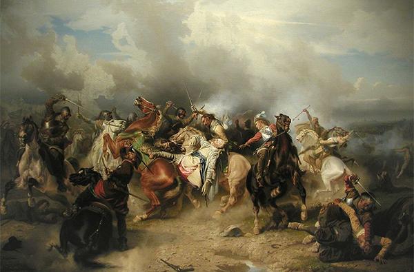 Batalla de Lützen