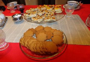 Dulces Navidad Finlandia