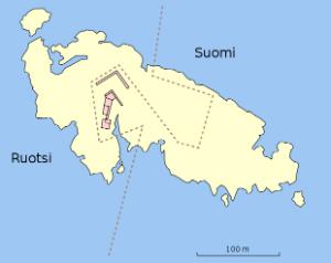 Mapa de Märket