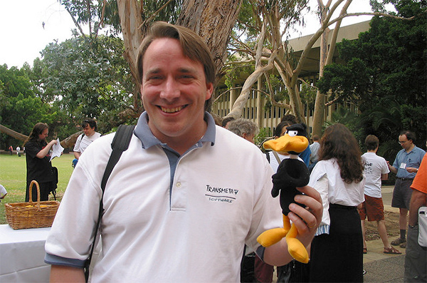 Linus Torvalds Linux