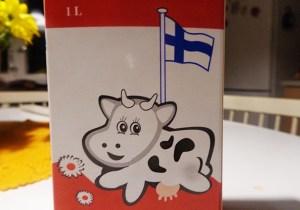 Tetra brik leche Finlandia