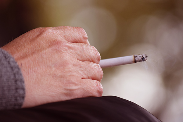 Fumar tabaco malo