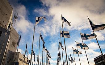 independencia Finlandia