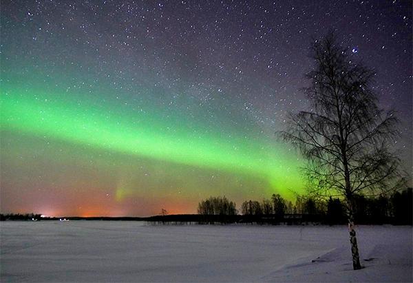 ¿Cómo prepararse para cazar las luces del norte en Finlandia?
