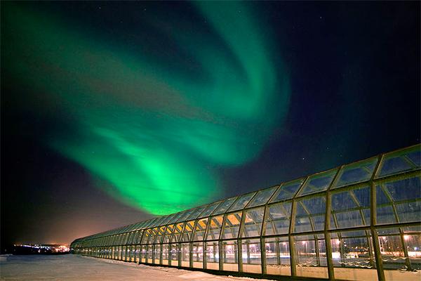 Aurora boreal Rovaniemi