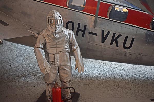 Museo de la aviación de Vantaa