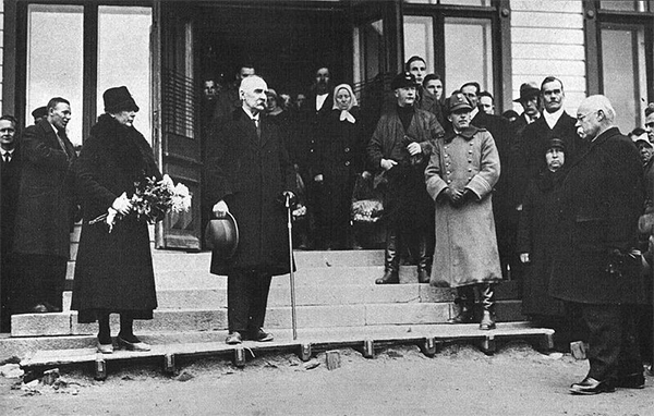 Ståhlberg presidente de Finlandia