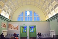Estación tren HämeenlinnaEstación tren Hämeenlinna