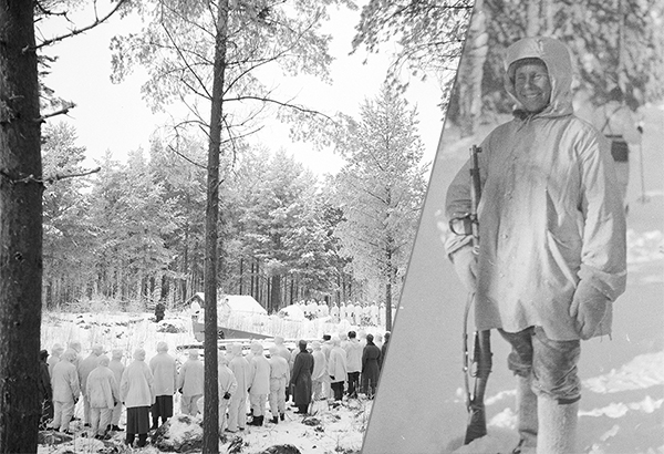 Simo Häyhä francotirador finlandés