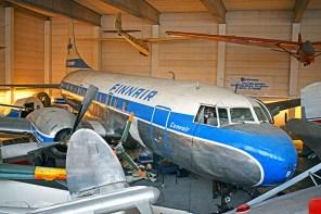 Finnair museo aviación Finlandia
