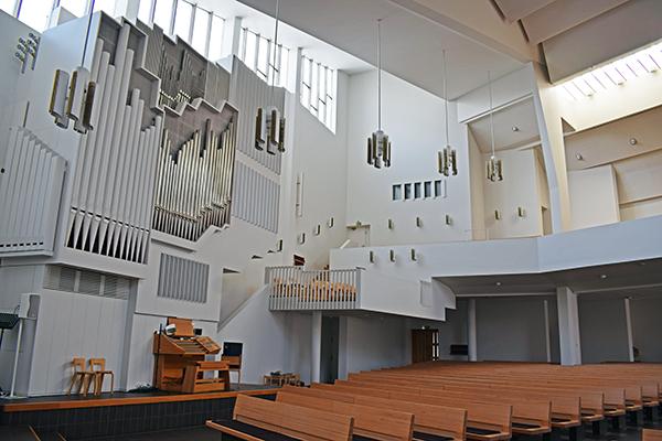 Ristinkirkko Iglesia Lahti