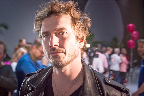 Sebastian Rejman Eurovisión