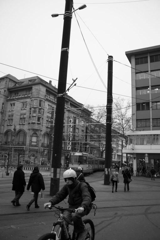 Säulen einer Stadt