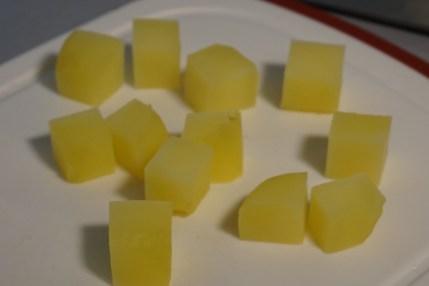Kartoffelwürfel 2