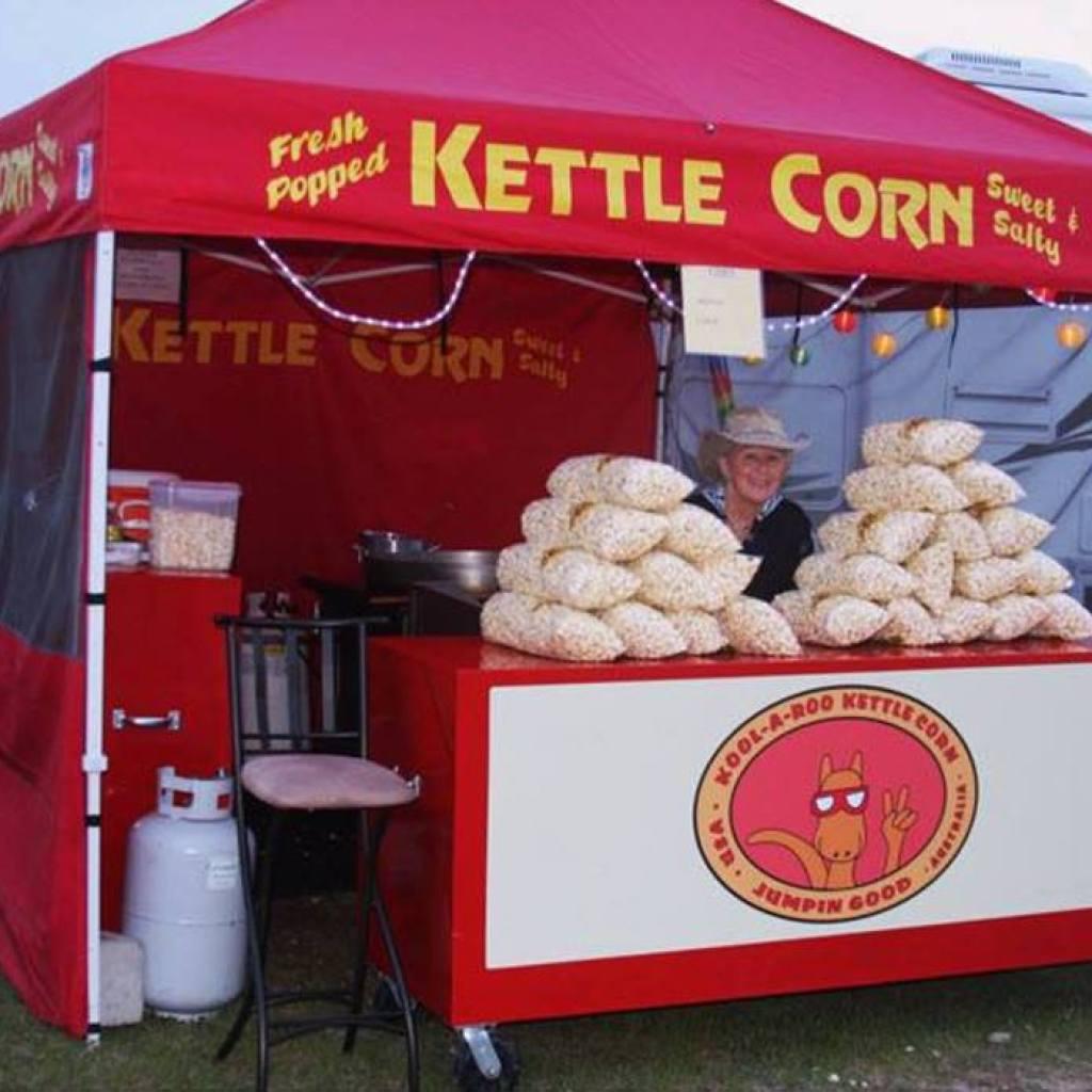 Kool A Roo Kettle Corn – fresh made Kettle Corn