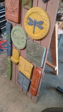 Garden Accents – Concrete Garden Art | Michaywe Arts and Crafts Fair