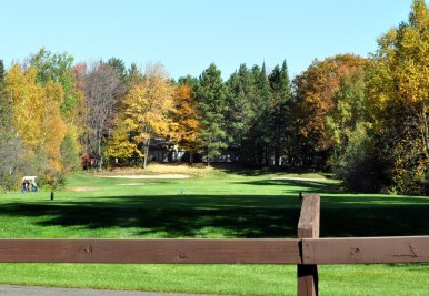 The 11th Hole of The Pines